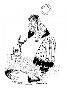 হরিণ রাজপুত্র-রুপ-কথার-গল্প-bangla-fairytale-story