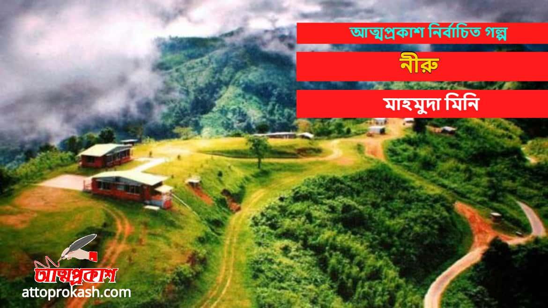 Photo of নীরু >> মাহমুদা মিনি । ভৌতিক । আত্মপ্রকাশ নির্বাচিত গল্প